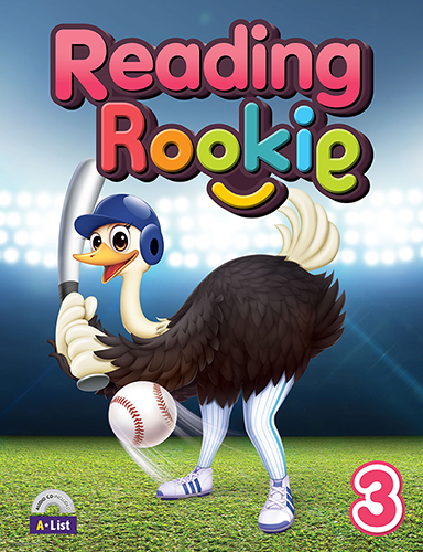Reading Rookie 3