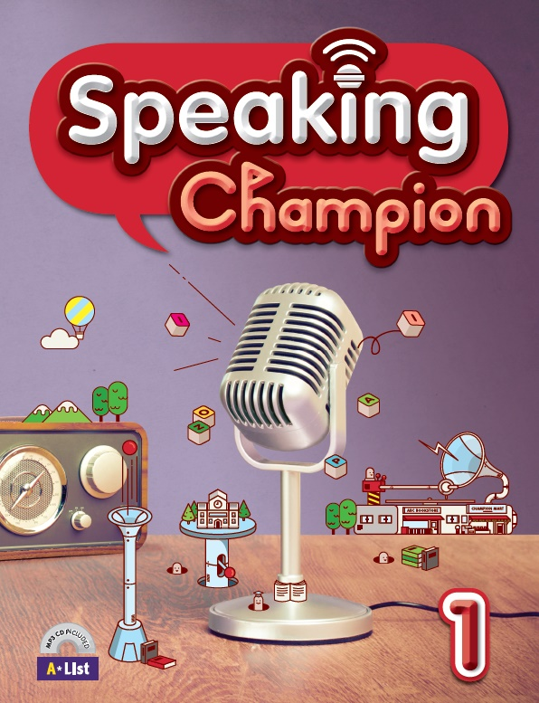 Speaking Champion